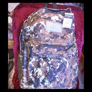 Other - Camouflage backpack 🎒 great for all day on sale